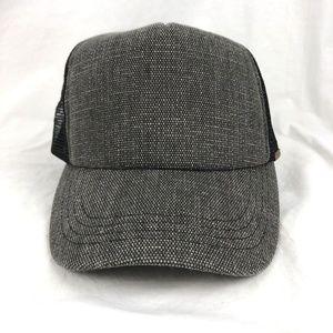 b09cd5d7473e9 Kooringal Snapback Hat Trucker Cap Dark Grey Black
